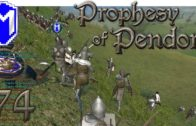M&B – The Forces Of Barclay – Mount & Blade Warband Prophesy of Pendor 3.8 Gameplay Part 74