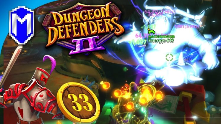 No Longer Alone, Abyss Lord And Mystic, Chaos 5 – Let's Play Dungeon Defenders 2 Gameplay Ep 33