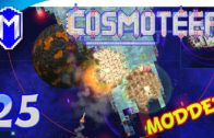 Cosmoteer – Broadsiding Multiple Enemy Ships – Let's Play Cosmoteer Star Wars Gameplay Ep 25