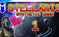 Sexy Space Robots, RealDoll Imperial Harem – Let's Play Stellaris Synthetic Dawn Gameplay Ep 1