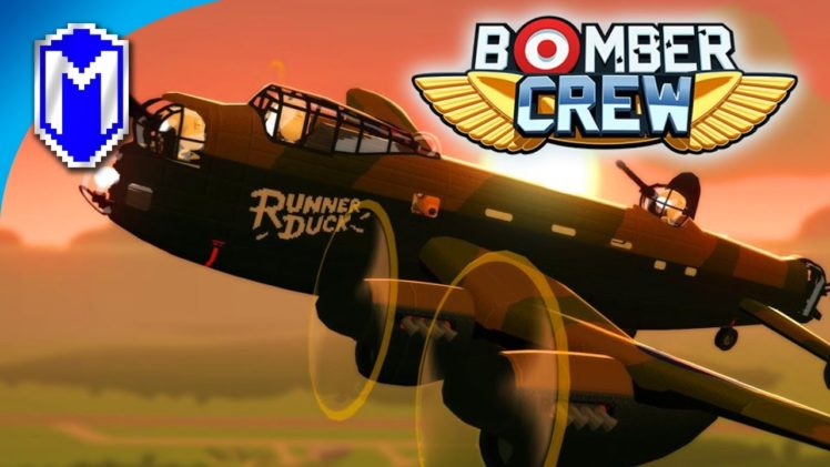 Bombs Away! – Let's Play Bomber Crew Livestream Gameplay