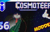 Cosmoteer – Taking On Vanguard Ships – Let's Play Cosmoteer Star Wars Gameplay Ep 36