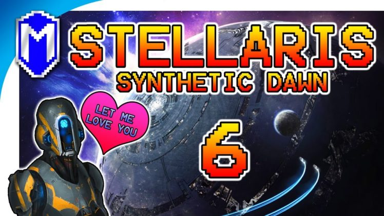 Expanding Our Empire And Creating A New Sector – Let's Play Stellaris Synthetic Dawn Gameplay Ep 6