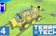 TerraTech – Unlocking The Hawkeye License – Let's Play TerraTech v0.7.8 Gameplay S2 Ep 4