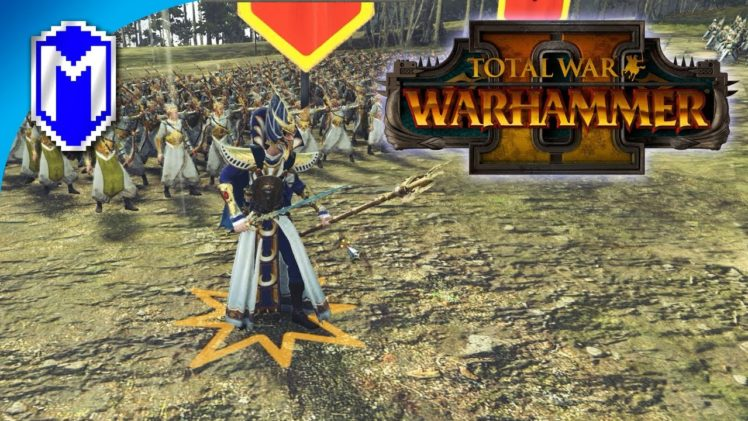 To The New World – Teclis High Elves Campaign – Ep 1 – Let's Play Total War Warhammer II Gameplay