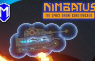 TIGER TANK – Tank Drone With No Thrusters, Motorized Hinges – Nimbatus – The Space Drone Constructor