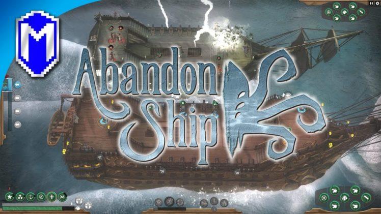 Abandon Ship – Ramming Speed, Prepare To Board! – Let's Play Abandon Ship Combat Demo Gameplay