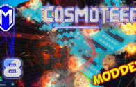 Cosmoteer – Massive Number of Splitfires, Trapping Ships – Let's Play Cosmoteer Mods Gameplay Ep 8