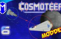 Cosmoteer – Missile Barrage, A Swarm Of Missiles – Let's Play Cosmoteer Mods Gameplay Ep 6