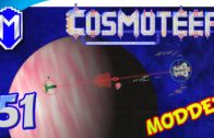 Cosmoteer – Missile Barrage, Blotting Out The Sun – Let's Play Cosmoteer Star Wars Gameplay Ep 51
