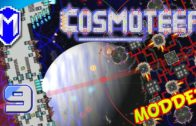 Cosmoteer – Super Cannon Is A Little Bit OP, Powerful Guns – Let's Play Cosmoteer Mods Gameplay Ep 9