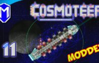 Cosmoteer – You Can Never Have Too Many Quad Oigami Guns – Let's Play Cosmoteer Mods Gameplay Ep 10