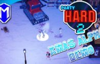 Party Hard 2 – The Snowmotel – Xmas Alpha Demo – Merry Christmas – Let's Play Party Hard 2 Gameplay