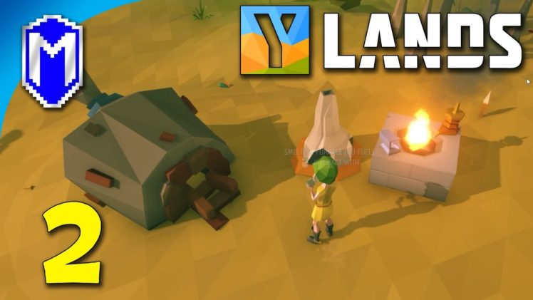 Ylands – Kiln It, Building Blacksmith Forge And Smelting Furnace – Let's Play Ylands Gameplay Ep 2