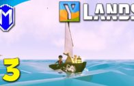 Ylands – Stranded On An Island, Time To Explore Our New Home – Let's Play Ylands Gameplay Ep 1