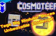 Cosmoteer – Big Box Two Challenge, Massive Capital Ship Battle – Let's Play Cosmoteer Gameplay