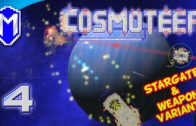 Cosmoteer – Drones And Missiles – Let's Play Akinata's Weapon Variants & Stargate Mod Gameplay Ep 4