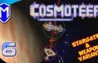 Cosmoteer – Light Cram Cannons – Let's Play Akinata's Weapon Variants & Stargate Mod Gameplay Ep 6