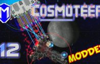 Cosmoteer – The Eye Of Doom And The Prongs Of Death – Let's Play Cosmoteer Mods Gameplay Ep 12
