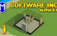 Software Inc – Starting Up Our Software Development Studio – Let's Play Software Inc Gameplay Ep 1