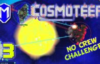Cosmoteer – 2 Ships Are Much Better Than 1 – Lets Play Cosmoteer Mod No Crew Challenge Gameplay Ep 3