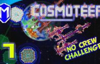 Cosmoteer – Open The Pod Bay Doors, HAL – Lets Play Cosmoteer Mod No Crew Challenge Gameplay Ep 7