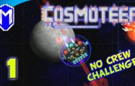 Cosmoteer – Rise Of The Machines, Drones – Let's Play Cosmoteer Mod No Crew Challenge Gameplay Ep 1