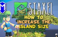 Staxel – How To Increase The Island Size, Biggest Island Ever – Staxel How To Guides And Tutorials