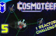 Cosmoteer – Fleet Of Ships – Lets Play Cosmoteer Mod 1 Reactor Challenge Gameplay Ep 5