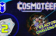 Cosmoteer – Roof Turret Turbolasers – Lets Play Cosmoteer Mod 1 Reactor Challenge Gameplay Ep 2