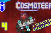 Cosmoteer – Super Long Range Quad Oigami – Lets Play Cosmoteer Mod 1 Reactor Challenge Gameplay Ep 4