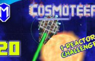Cosmoteer – Death Star Superlaser – Lets Play Cosmoteer Mod 1 Reactor Challenge Gameplay Ep 20