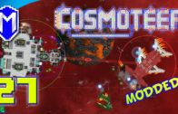 Cosmoteer – Destroying Vanguard Ships – Lets Play Cosmoteer Mods Gameplay Ep 27