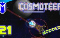 Cosmoteer – Plasma Torpedoes, Making Ships Explode – Lets Play Cosmoteer Mods Gameplay Ep 21