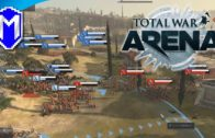 For The Glory Of Rome, Leveling Germanicus – Let's Play Total War Arena Beta Gameplay – Livestream