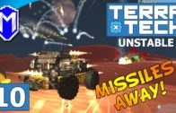 TerraTech – Attack Buggy, Missiles Away! – Lets Play TerraTech Unstable Gameplay Ep 10