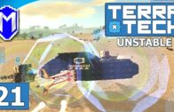 TerraTech – Building A Hovercraft – Lets Play TerraTech Unstable Gameplay Ep 21