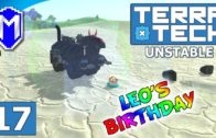 TerraTech – Happy Birthday Leo! Building The Cat Drone – Lets Play TerraTech Unstable Gameplay Ep 17