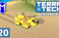TerraTech – The Thresher, New Update And New Bugs – Lets Play TerraTech Unstable Gameplay Ep 20