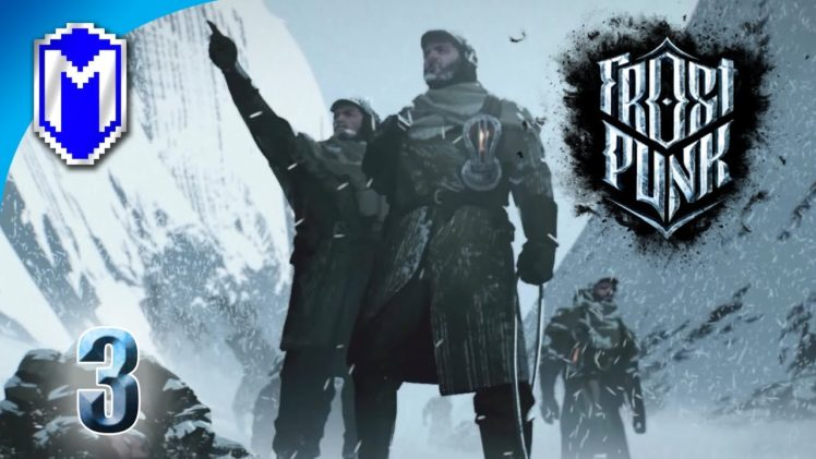The Man From Winterhome, A Time For Order And Discipline – Let's Play Frostpunk Gameplay Ep 3
