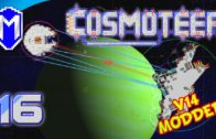 Modest Number Of Missiles… Missile Swarm Ship – Let's Play Cosmoteer v14 Mods Gameplay Ep 12