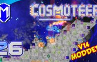Saw Blades and Swarm Missiles – Let's Play Cosmoteer v14 Mods Gameplay Ep 26