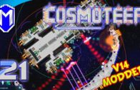 The Epic Space Battle Against Our Archnemesis – Let's Play Cosmoteer v14 Mods Gameplay Ep 21