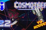 Twin Destroyer Cannons – Let's Play Cosmoteer v14 Mods Gameplay Ep 22