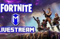 A Zombie Killing Good Time – Let's Play Fortnite Livestream Gameplay