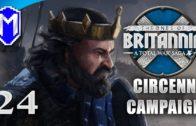 Amphibious Siege Battle – Circenn – Let's Play Total War Saga Thrones of Britannia Gameplay Ep 24