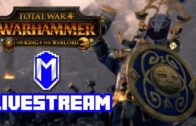 Belegar Ironhammer Dwarf Campaign – Let's Play Total War: WARHAMMER Gameplay Livestream Ep 3