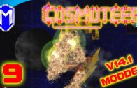 Bioenergetic Beam Projector, The Equalizer – Let's Play Cosmoteer v14.1 Mods Gameplay Ep 9