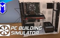 BSOD, Fixing The Blue Screen Of Death – Let's Play PC Building Simulator Gameplay Ep 4