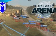 Charging Into Battle, Flanking The Rear – Let's Play Total War Arena Beta Gameplay – Livestream